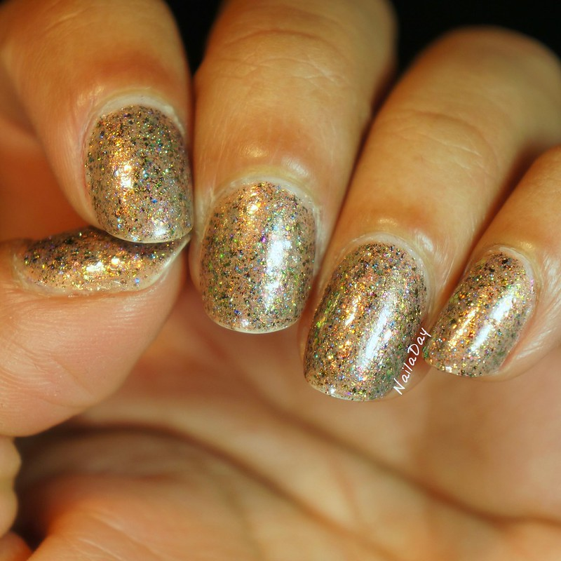 NailaDay: Glam Polish You're Our Only Hope, Frank!