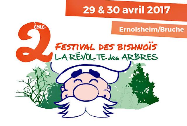 La révolte des arbres - 29 et 30 avril 2017 #nonGCO #festival