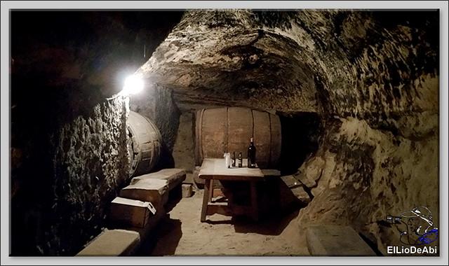 Bodegas medievales don Angel y don Carlos en Aranda de Duero  (6)
