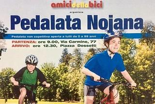 Noicattaro. Pedalata 25 Aprile front