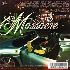 Curren$y - The Fo20 Massacre (Back)
