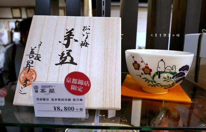 8 日本京都 錦市場 史努比茶屋 スヌーピー茶屋