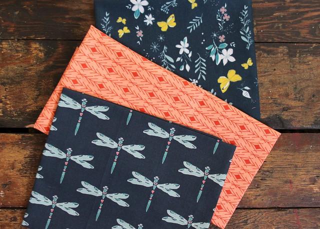 Week Ten Fabrics