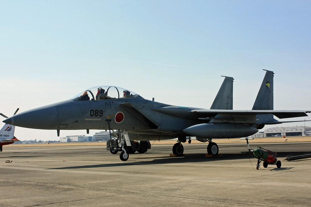 F-15DJ 62-8089 第6航空団第306...