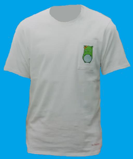 中居君が「デレステ」のCMで着てる「ぴにゃこら太Tシャツ」はどこに売ってる?
