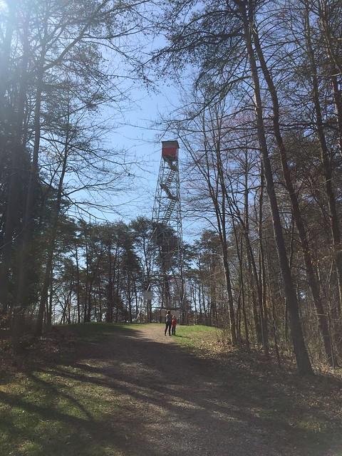 Hocking Hills Fire Tower