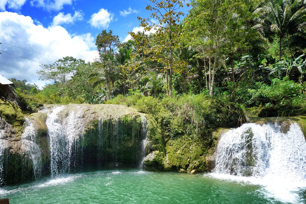 Bohol - Pongas Falls 1