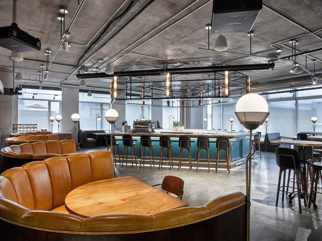 Workspace cafe by American studio AvroKO in San Francisco Sundeno_03