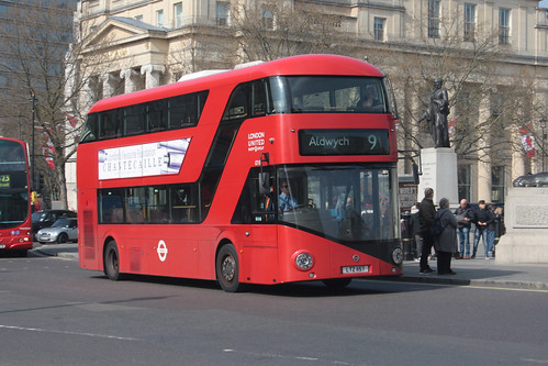 London United LT157 LTZ1157