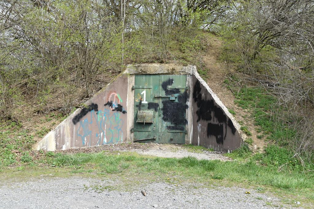 Bunkers of Alvira