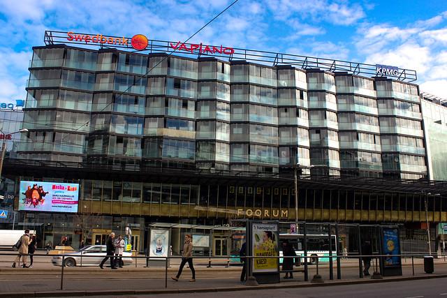 Tiendas en Tallin