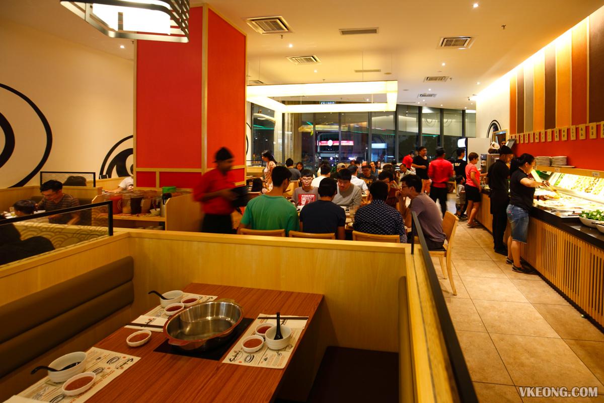 Sukishi Shabu Shabu Buffet Restaurant