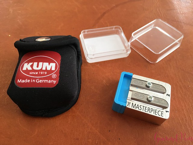 Review KUM Masterpiece Sharpener @JetPens 5_RWM