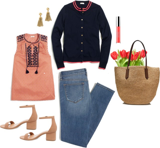 What I Wish I Wore, Vol. 183 - Tulips and Tassels | Style On Target blog