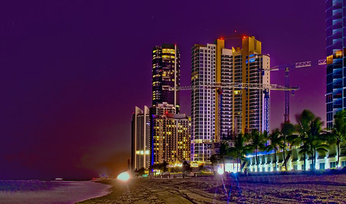 City of Sunny Isles Beach, Miami-Dade County, Florida, USA | by Jorge Marco Molina