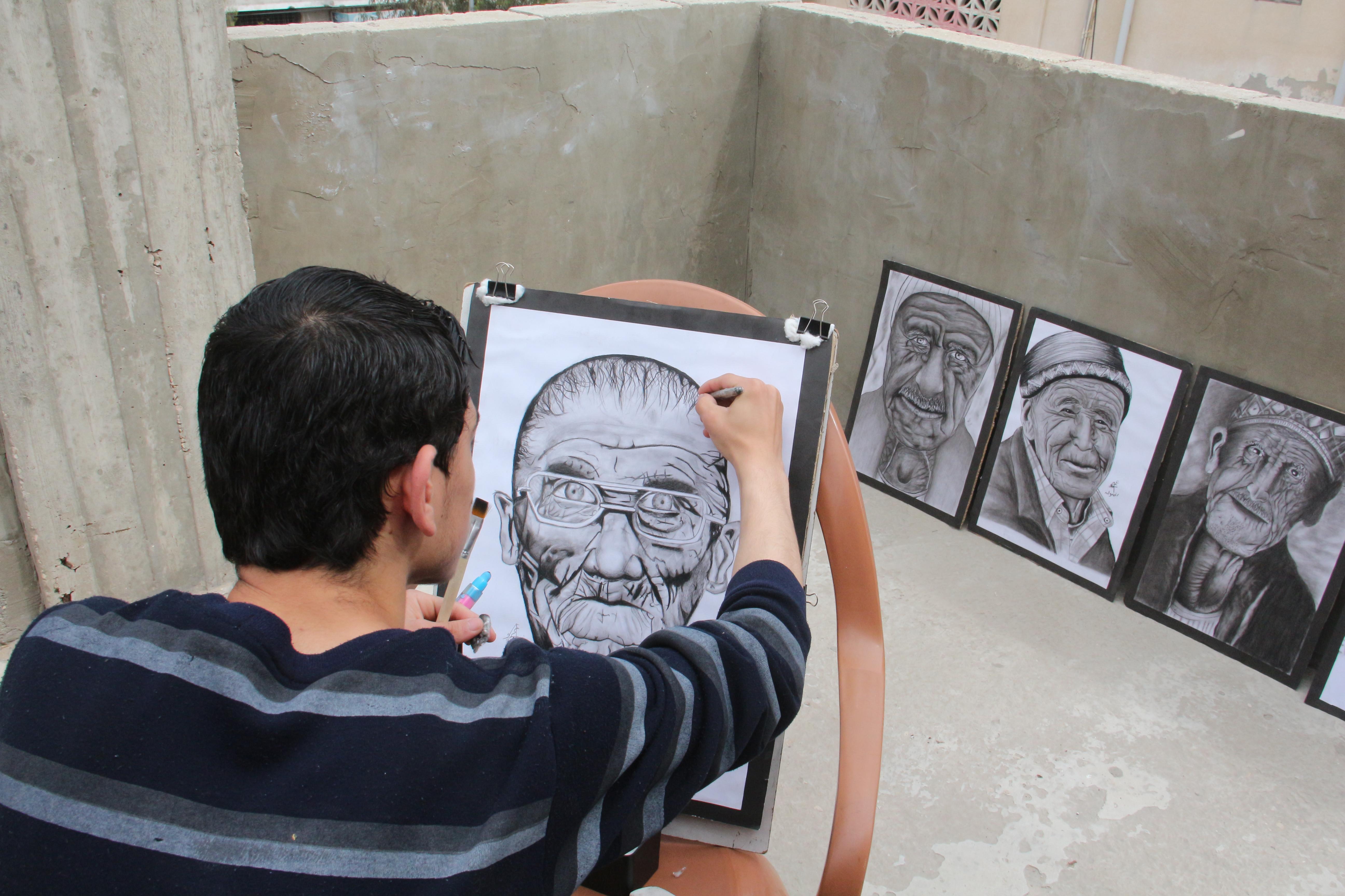 عمر رضوان غزة  (10)