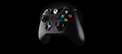 Xbox One Controller | by buttonMasher