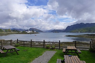 View from the Plockton Hotel | by Nick Bramhall