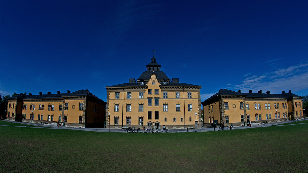 Mid Sweden University In Östersund Sony NexN Samyang Flickr - Mid sweden university map