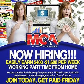 Mca Jobs Work From Home