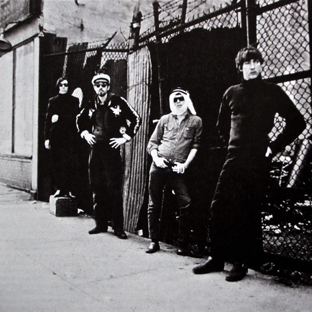 The Velvet Underground Foggy Notion