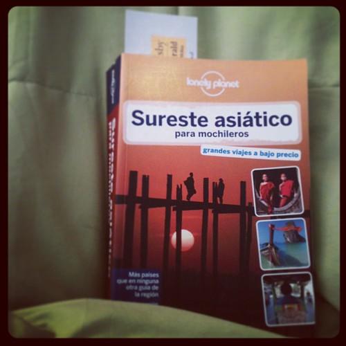 Preparando nuestro viaje al Sureste asiático / Preparing our trip to Southeast Asia
