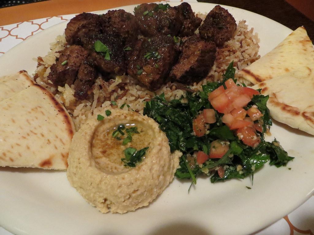 Beef Kabobs Plate Beef Shish Kabob Plate at Kan