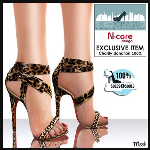 n core shoetopia item charity donation 100 exclusive íte flickr
