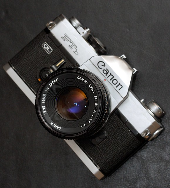 Canon FD pride thread   because this board is too Nikon biased