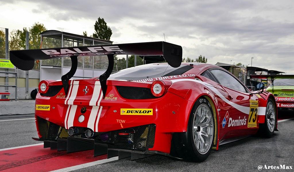 Ferrari 458 Italia Gt3 Build Scratch Building Slotforum