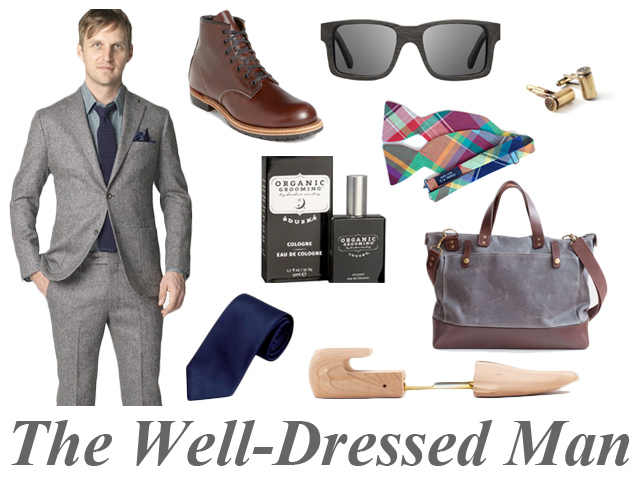 the well dressed man what to get him for christmas by fairvanity