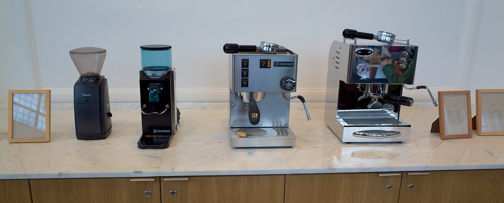 Pod automatic espresso machine comparison