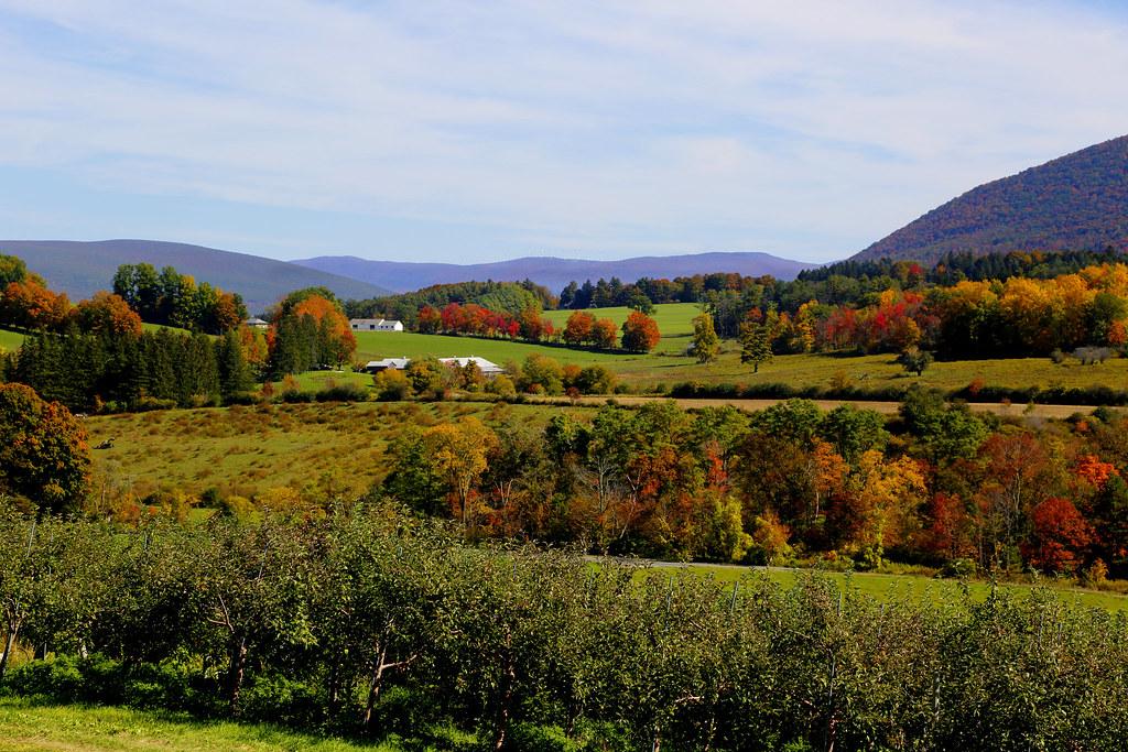 Berkshire Scenery Photo Credit Ogden Gigli
