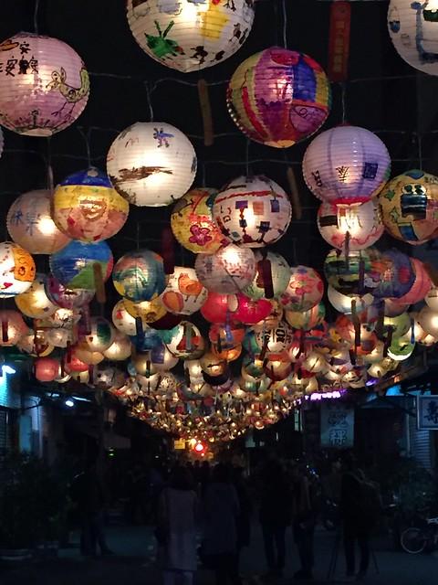 普濟殿燈會