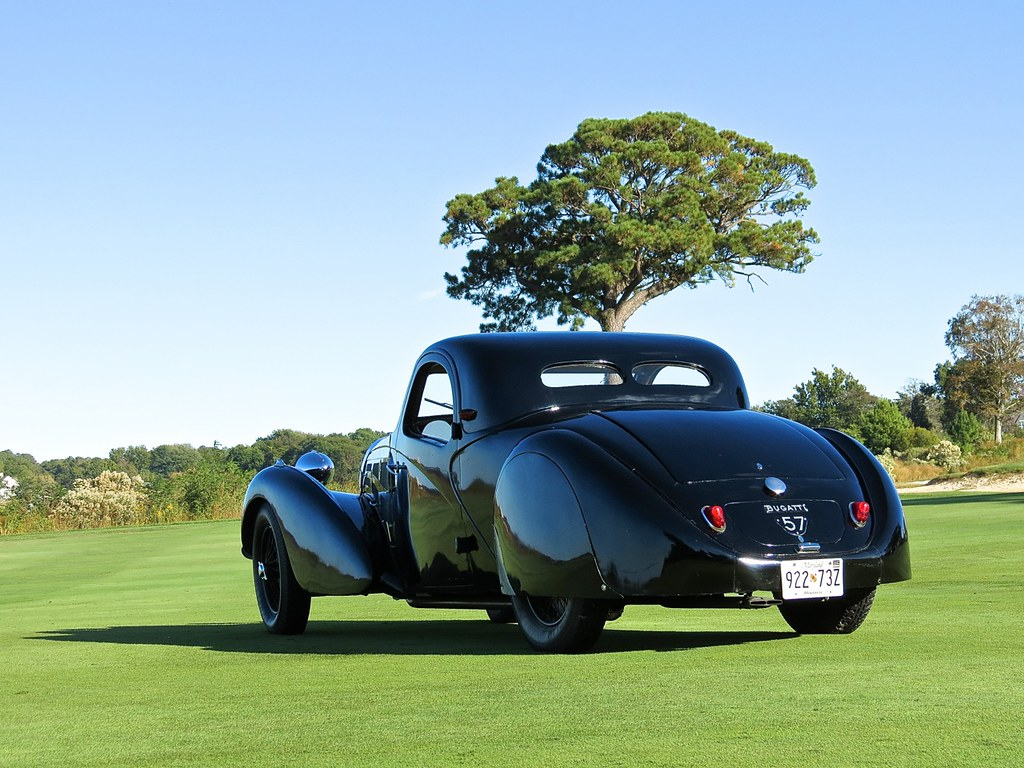 Bugatti Type 57 Atlante St. Michaels 20