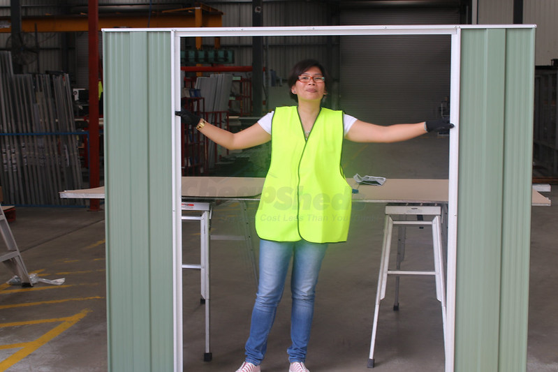 Spanbilt factory - safety