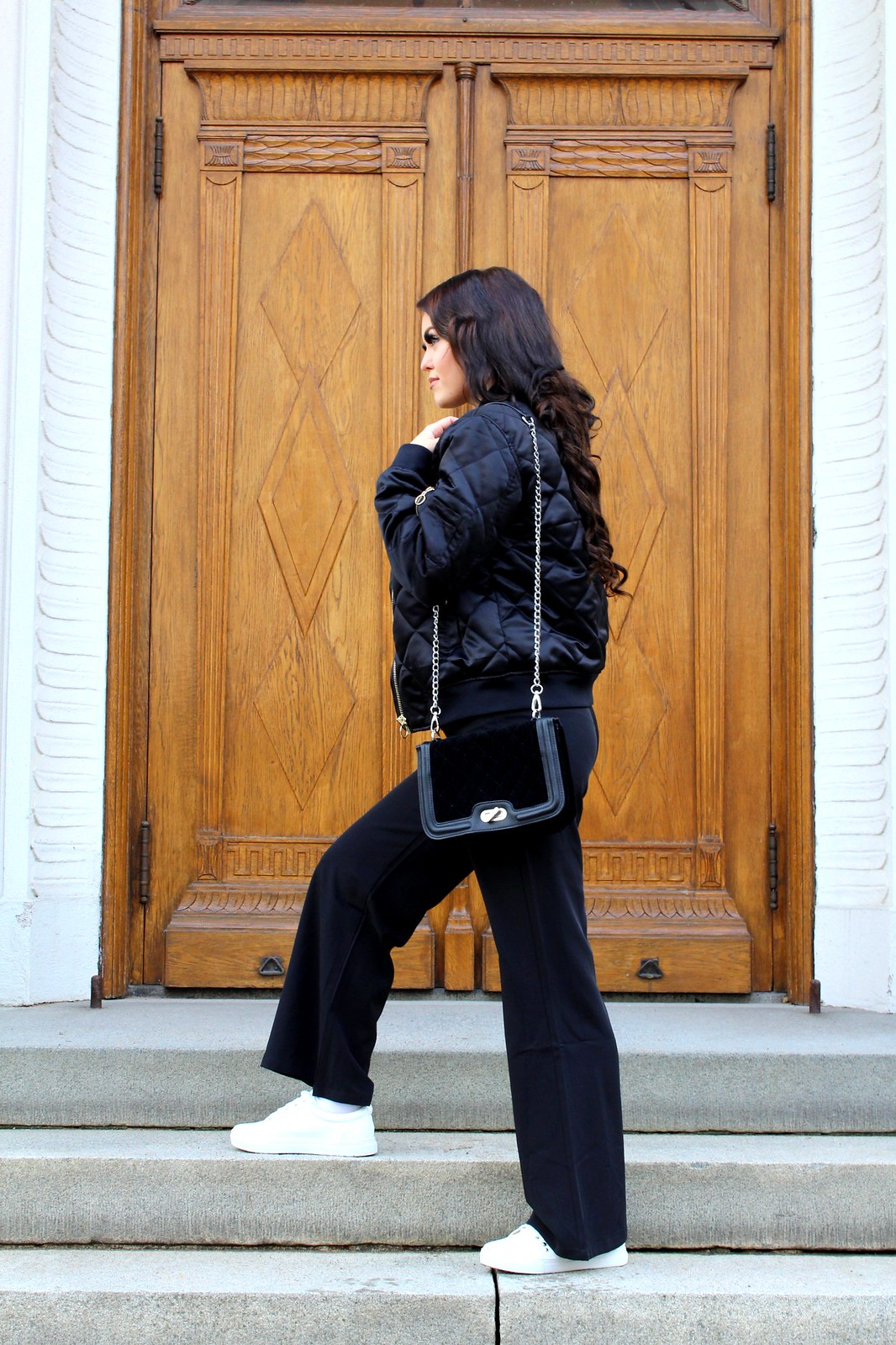 Bomber jacket outfit 6