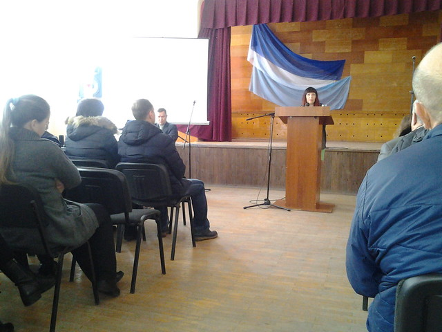 Обговорення з питань добровільного об'єднання громад