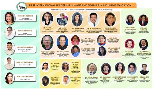 International Leadership Summit in  Inclusive Education | by philippinebeat