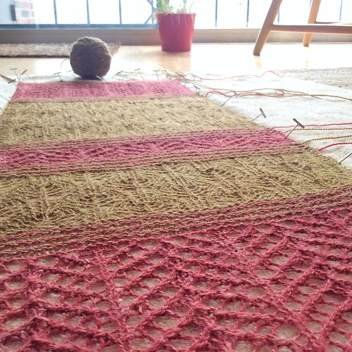 Cowl Blocking | by bluepeninsula