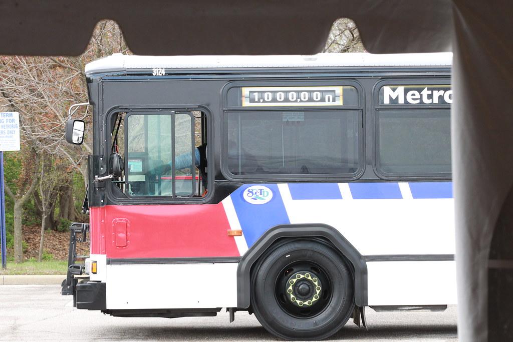Metro Reaches Million Mile Milestone