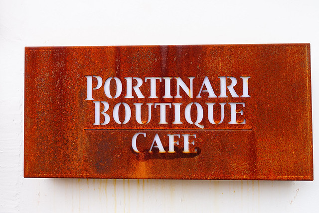 PORTINARI BOUTIQUE CAFE 波提娜麗精品咖啡