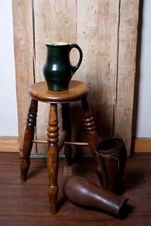 jug & stool | by murot
