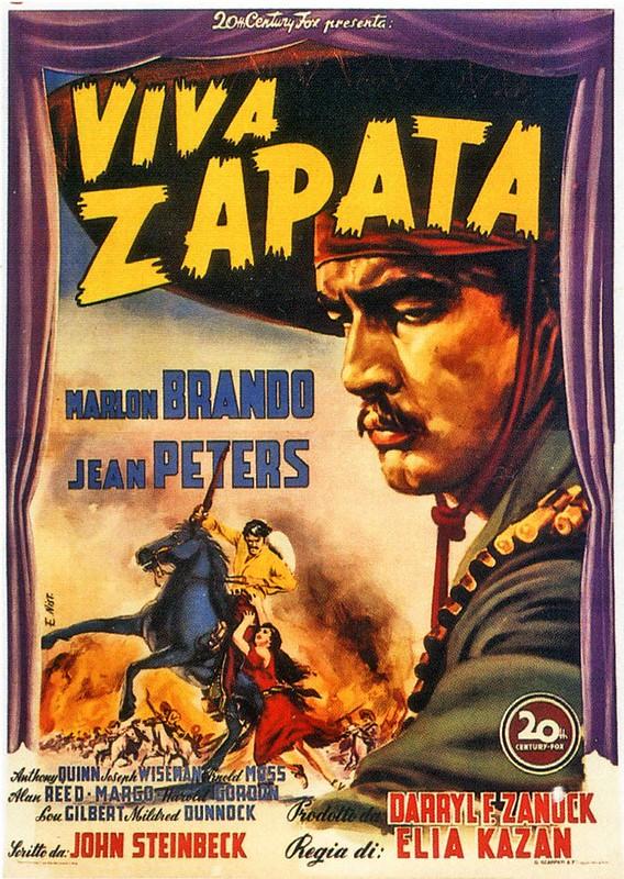 Viva Zapata! - Poster 4