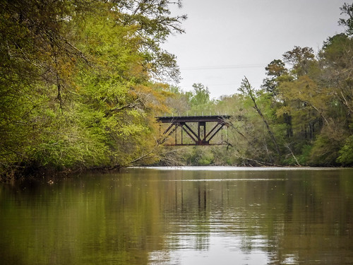 Saluda River at Pelzer-98