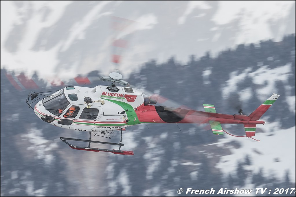 Hélicoptere , Fly Courchevel 2017 , Hélico 2017