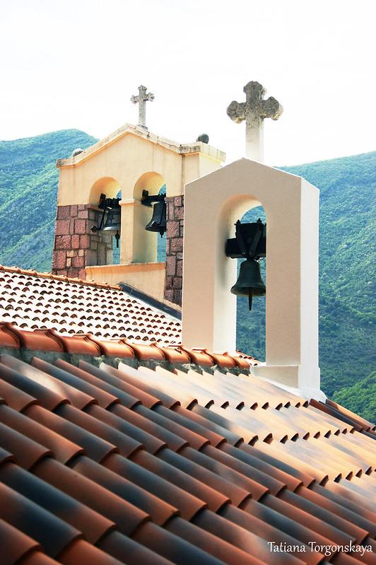 Звонницы часовни и церкви