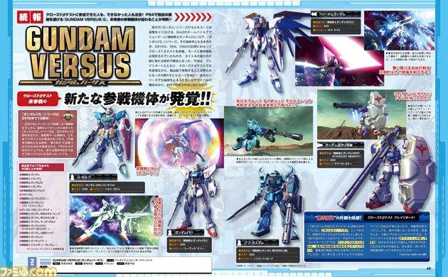 Gundam Versus New MS
