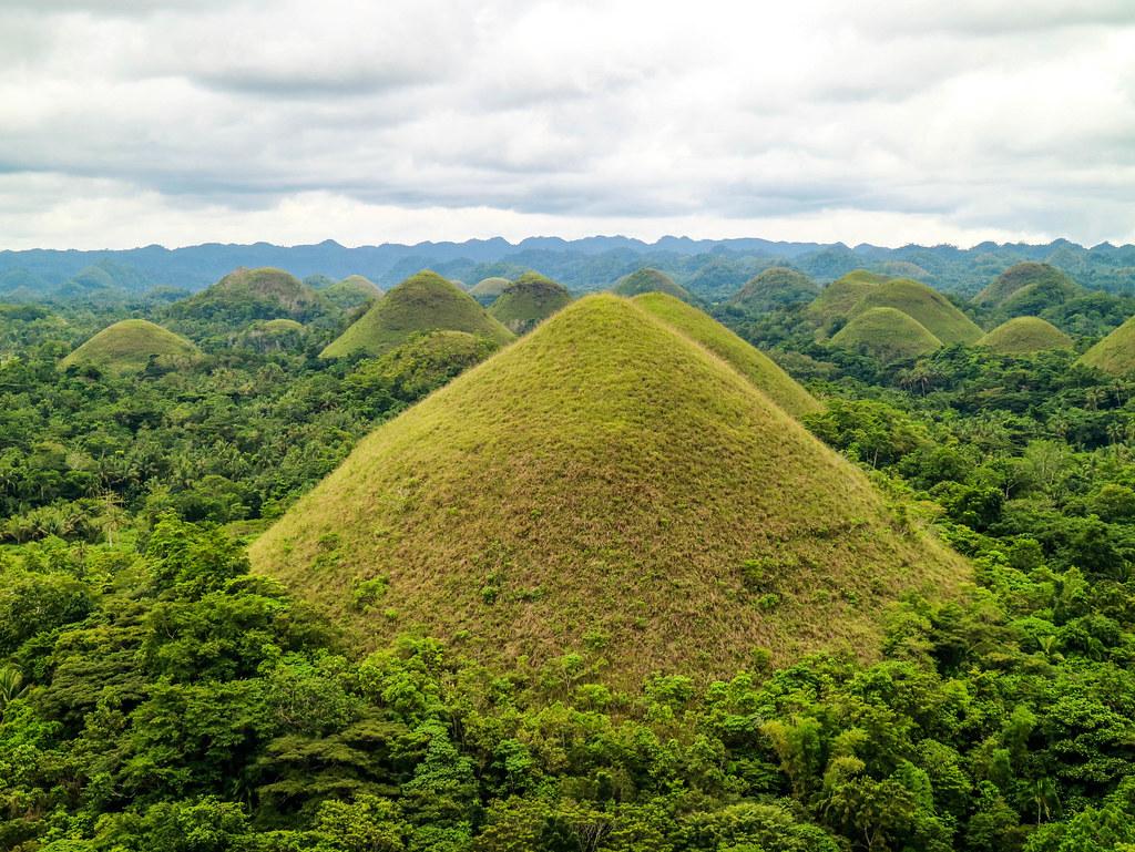 Chocolate Hills Filipinas