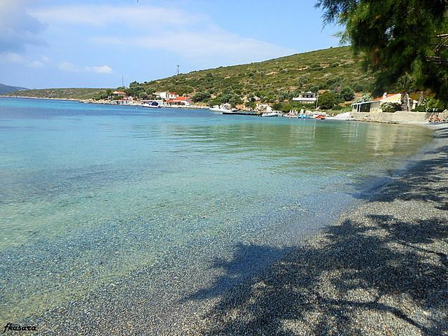 Posidionio Bay, Samos